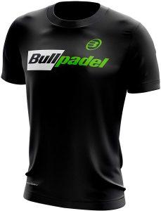 Cual es la mejor ropa de pádel - Camiseta Bullpadel