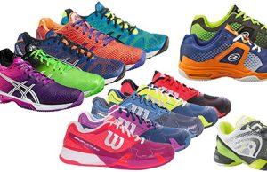 Cómo elegir zapatillas de pádel
