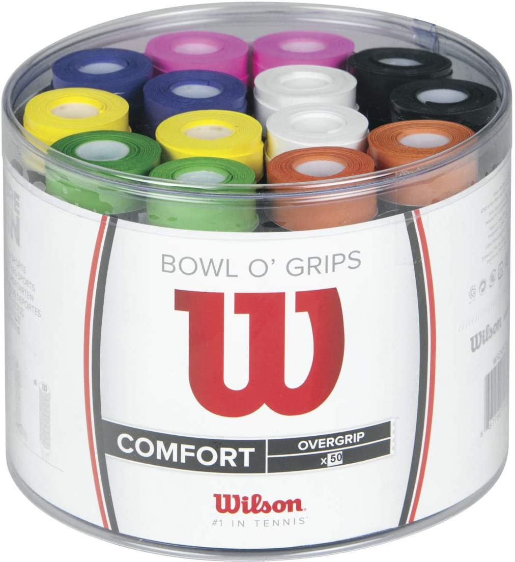 Accesorios de pádel baratos - Overgrip Wilson Bowl