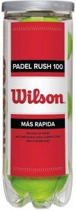 Mejores accesorios de pádel - Wilson Padel Rush
